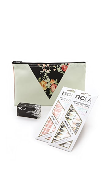 NCLA Aly En Vogue & Jenna's Nude Moon Nail Gift Set