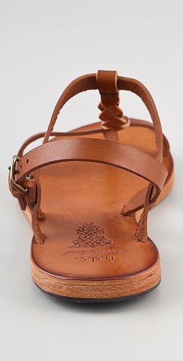 n.d.c. made by hand Juliet Flat Sandals