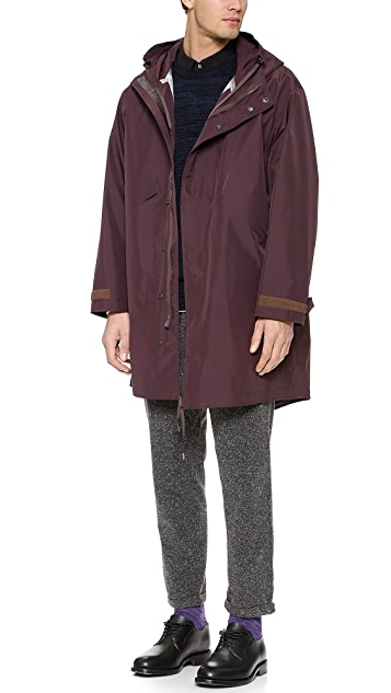 N.Hoolywood Long Jacket