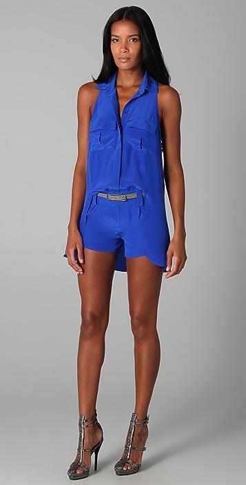 Nicholas Nyssa Sleeveless Shirt