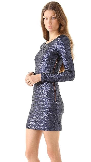 Nicholas Rhea Sequin Dress