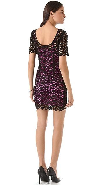 Nicholas Juliet Short Sleeve Dress