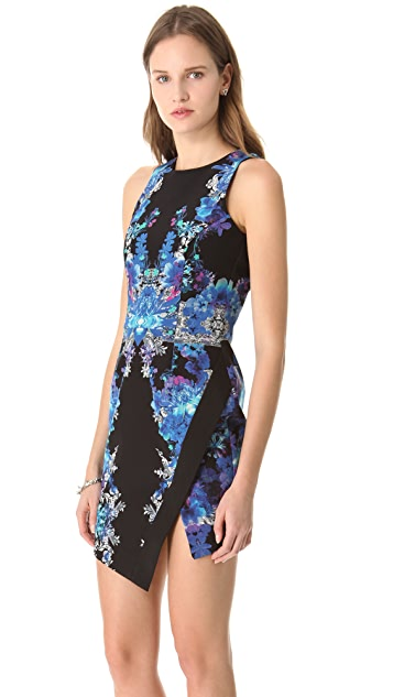 Nicholas Botanical Haze Dress