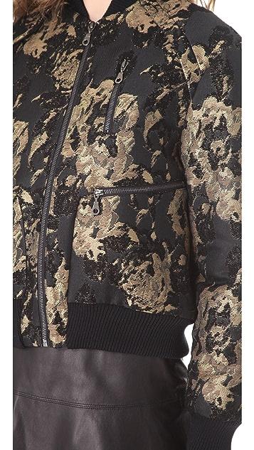 Nicholas Goldie Bomber Jacket