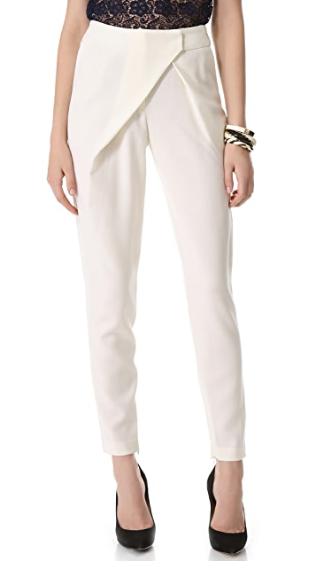Nicholas Tailored Wrap Pants