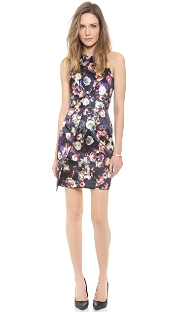 Nicholas Romantic Floral Dress