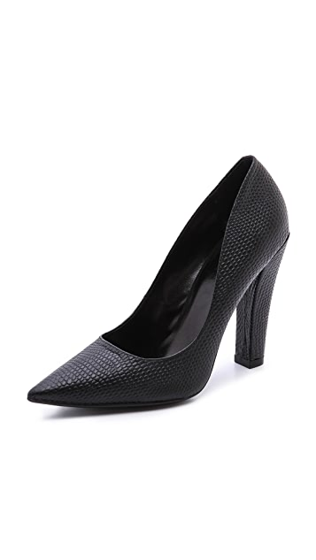 Nicholas Darcy Pointy Toe Pumps