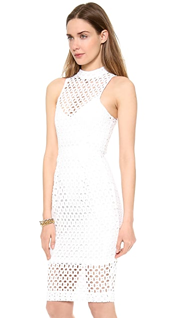 Nicholas Lace Sleeveless Dress