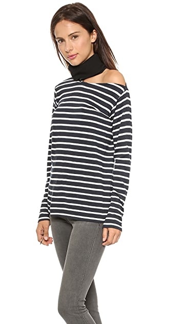 Nicholas Babywool Turtleneck Sweater