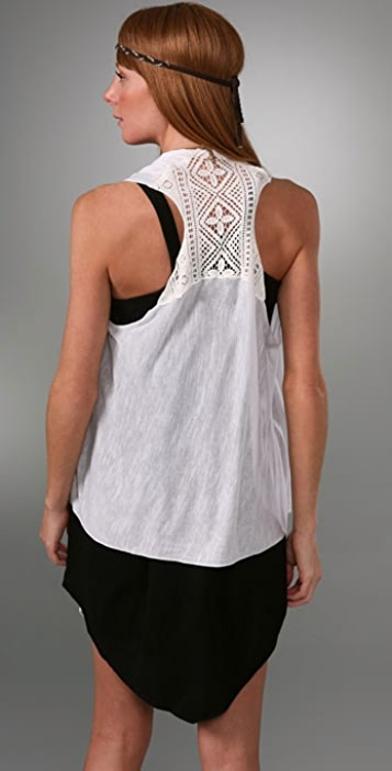 Nightcap x Carisa Rene Motif Vest