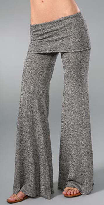 Nightcap x Carisa Rene Fold Over Flare Pants