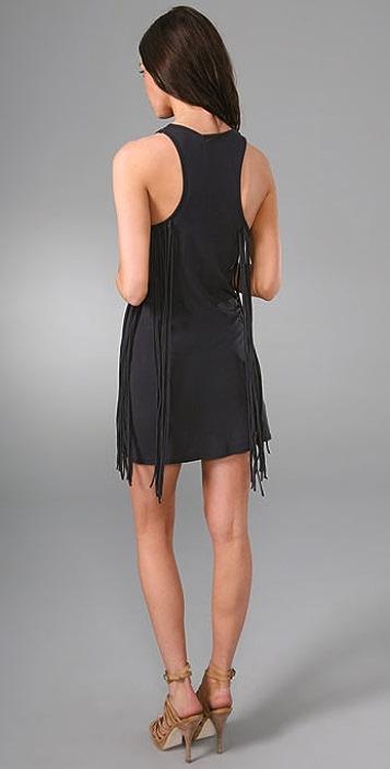 Nightcap x Carisa Rene Fringe Dress