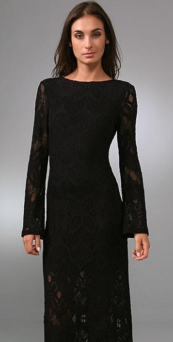 Nightcap x Carisa Rene Long Priscilla Dress