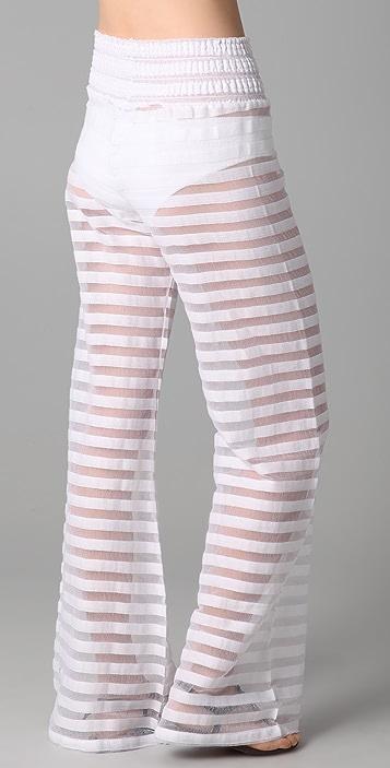 Nightcap x Carisa Rene Gauze Beach Pants