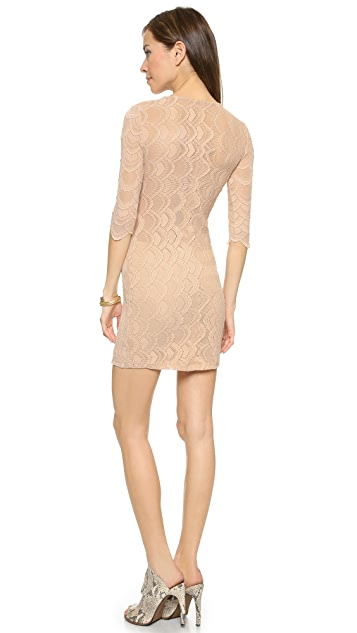 Nightcap x Carisa Rene Deep Victorian Lace Dress