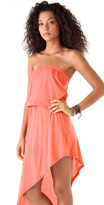 Nightcap x Carisa Rene Sunset Strapless Dress