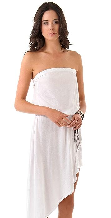 Nightcap x Carisa Rene Sunset Strapless Dress