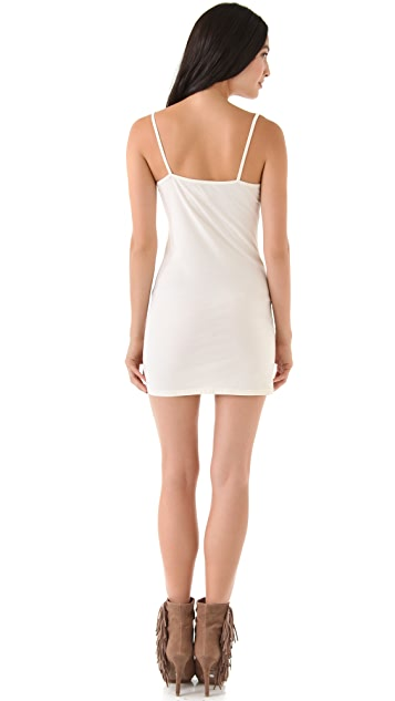 Nightcap x Carisa Rene Basic Slip Dress