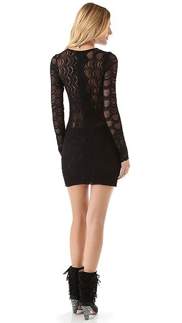 Nightcap x Carisa Rene Victorian Lace Dress