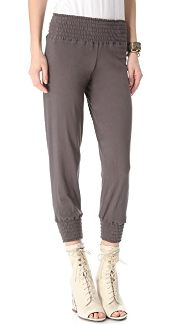 Nightcap x Carisa Rene Smocked Pirate Pants