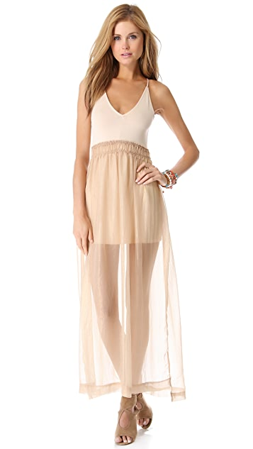 Nightcap x Carisa Rene Goddess Maxi Dress