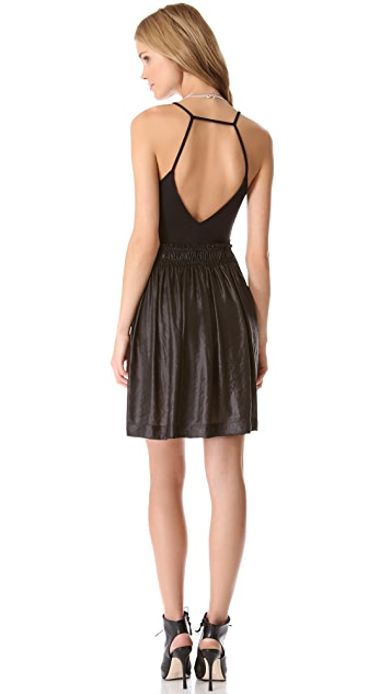 Nightcap x Carisa Rene Goddess Mini Dress
