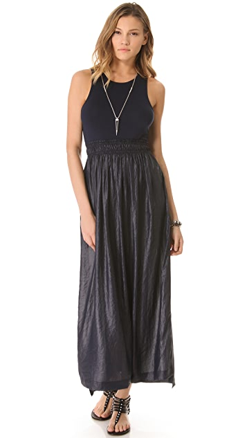 Nightcap x Carisa Rene Egyptian Maxi Dress