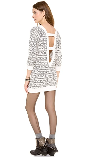 Nightcap x Carisa Rene Cheyenne Sweater Dress