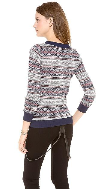 Nightcap x Carisa Rene Twin Peaks Sweater