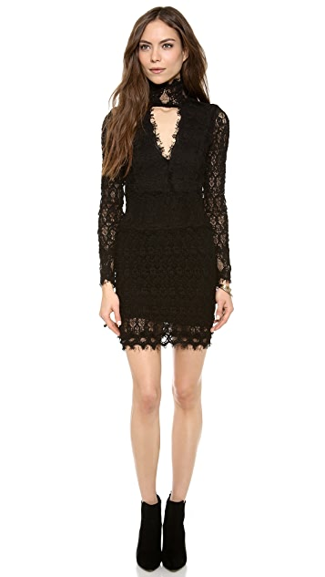Nightcap x Carisa Rene Florencia Lace Dress