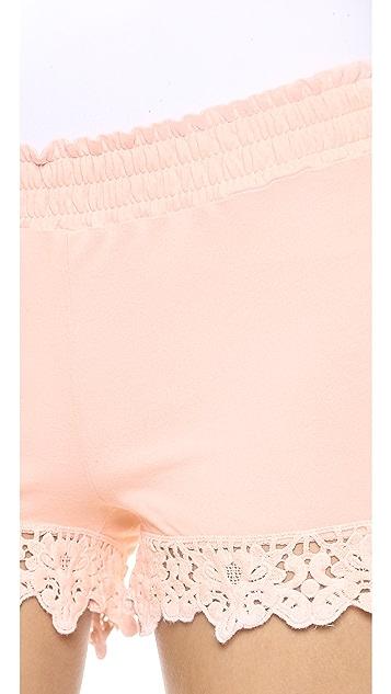 Nightcap x Carisa Rene Beachside Shorts