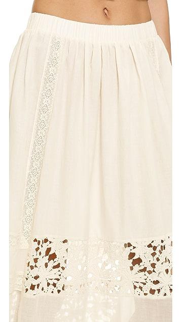 Nightcap x Carisa Rene Prairie Skirt