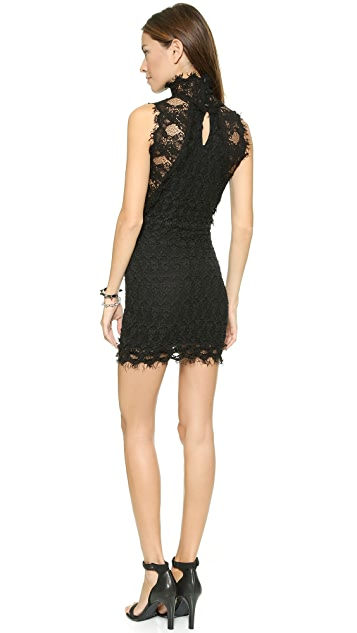 Nightcap x Carisa Rene Florence Lace Chapel Dress