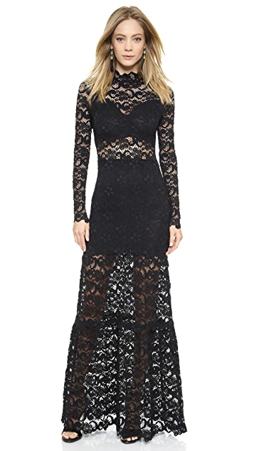 Nightcap x Carisa Rene Dixie Lace Gown