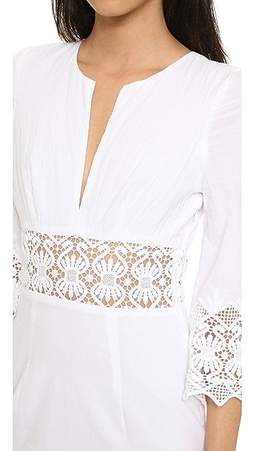 Nightcap x Carisa Rene Tulum Cutout Dress
