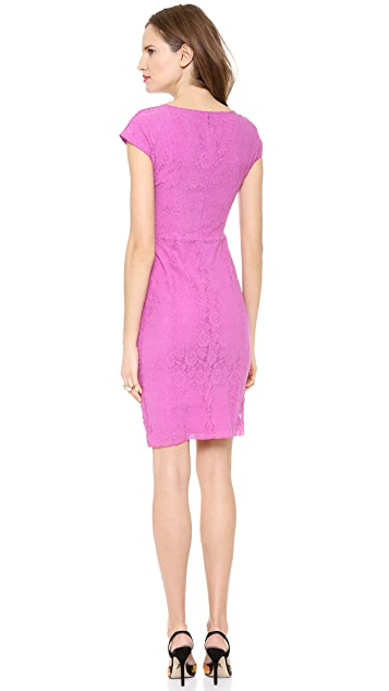 Nina Ricci Short Sleeve Dress