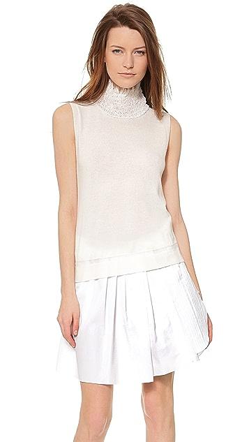 Nina Ricci Sleeveless Pullover