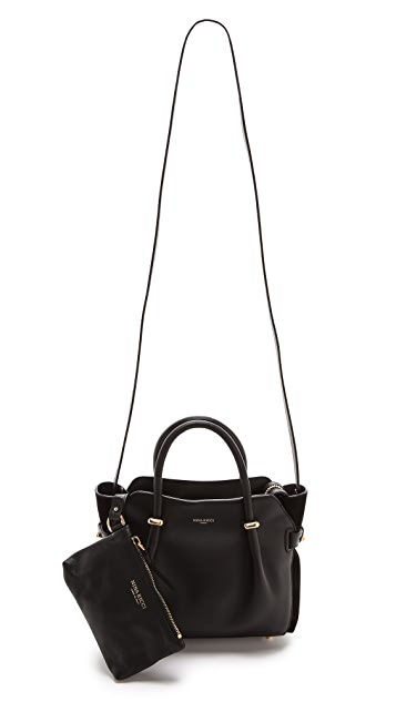 Nina Ricci Leather Mini Handbag