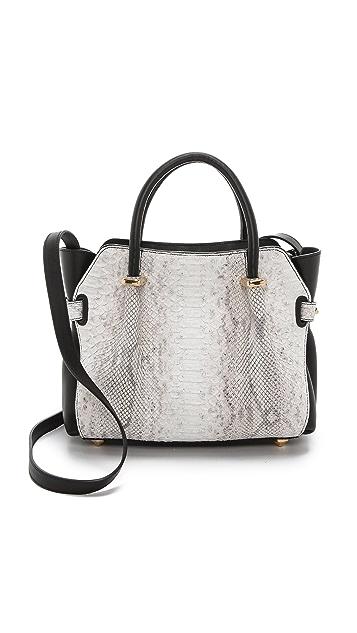 Nina Ricci Python Mini Handbag