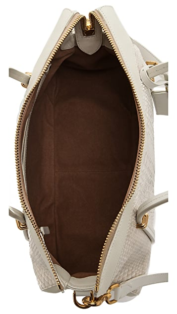 Nina Ricci Python Ballet Bag