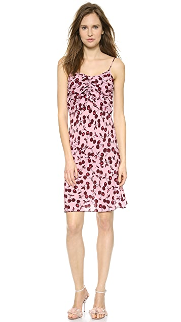 Nina Ricci Sleeveless Dress