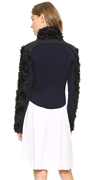 Nina Ricci Cropped Jacket