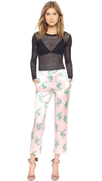 Nina Ricci Long Sleeve Pullover