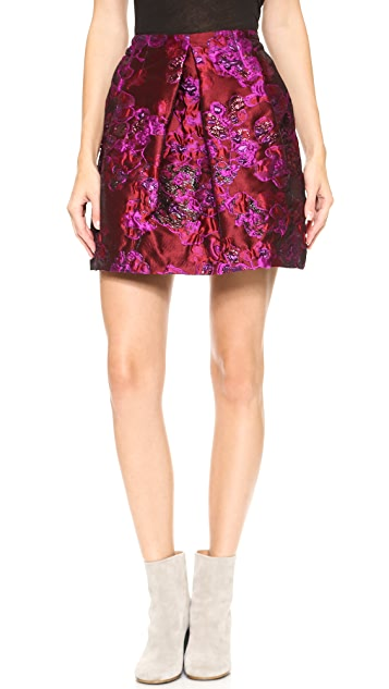 Nina Ricci Multicolored Skirt