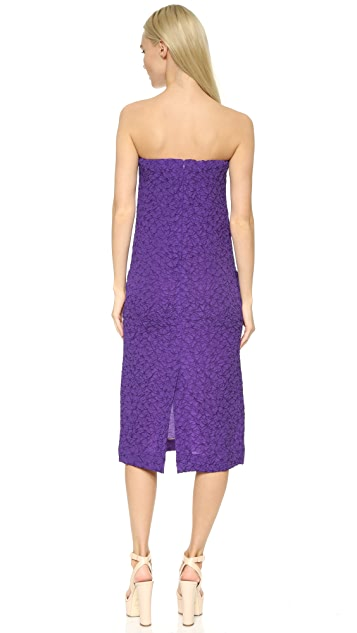 Nina Ricci Bubble Jacquard Dress