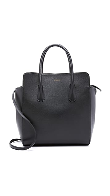 Nina Ricci Leather Satchel