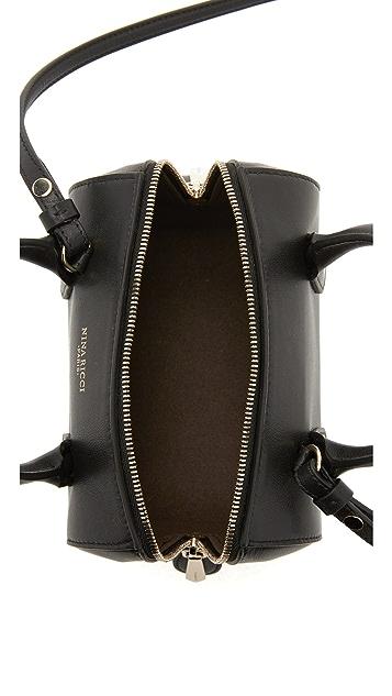 Nina Ricci Mini Barrel Bag