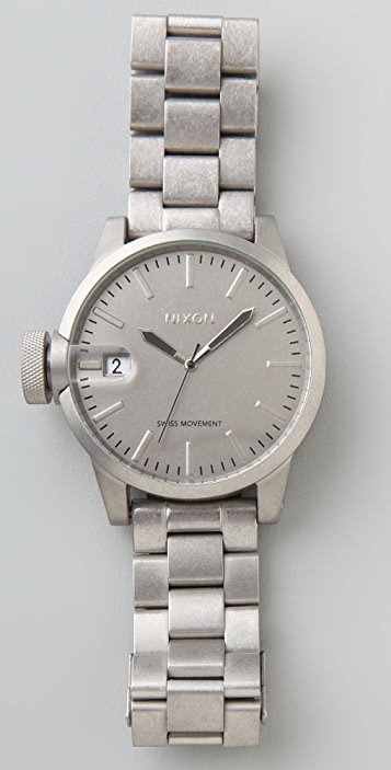 Nixon Chronicle SS Watch