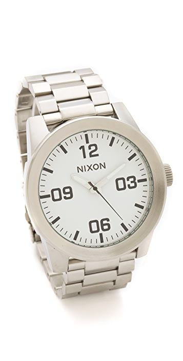 Nixon The Corporal SS Watch