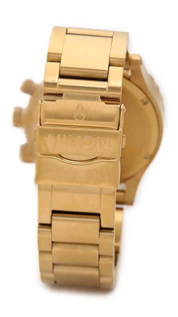Nixon 42-20 Chrono Watch